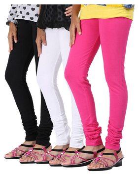 Stylobby Women's Leggings Pack Of 3