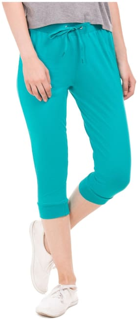 Women Solid Jogger