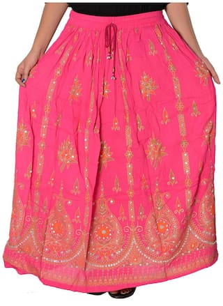 Sunrise Paridhan_767Skirt