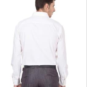 Mehta Apparels cotton white shirt