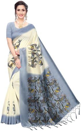 Artificial Silk Mysore Saree