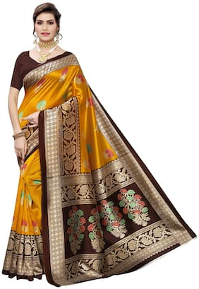 Silk Mysore Saree