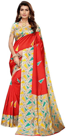 Artificial Silk Universal Saree
