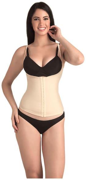 Swee Women Cotton Shaping bodysuit - Beige