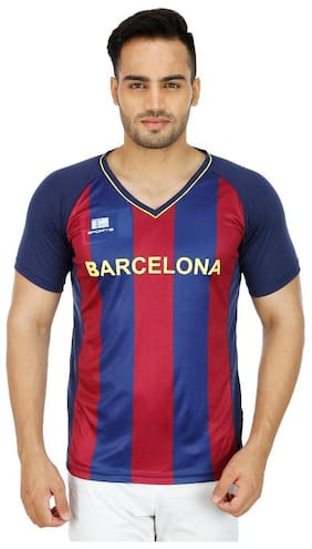 T10 Sports Barcelona Fan Jersey