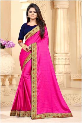 Artificial Silk Bollywood Saree