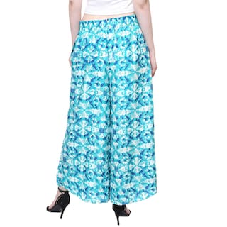 2 PLAZZO TASHI WOMEN OF PACK PANTS FOR SzSwxBqHY
