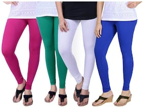 Cotton Solid Leggings 4
