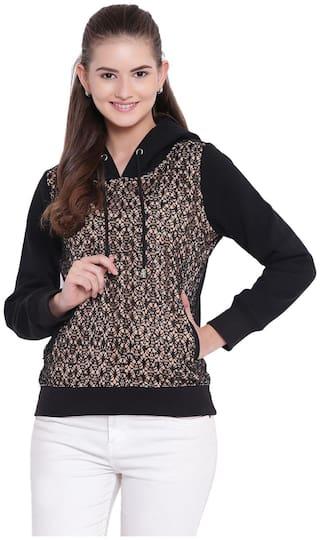 Texco Women Solid Sweatshirt - Multi