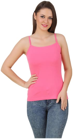 Texco Pink Speghetty Camisole