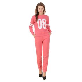 Texco Pink winter Co-ords Set