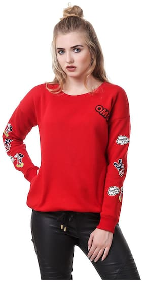 Women Floral Sweater ,Pack Of 1