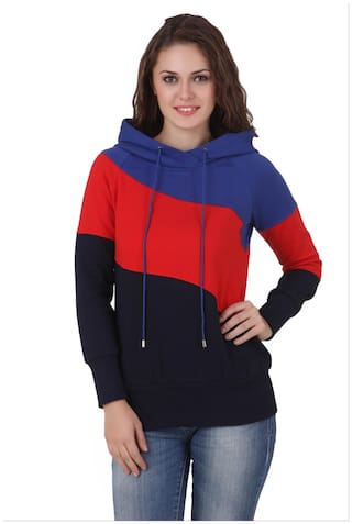 Texco Winter Hooded Sweat Shirt