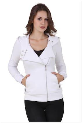 Texco Women'S Winter Hooded Sweat Shirt