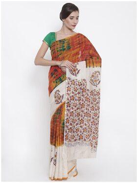 The Chennai Silks Narayanpet Cotton Saree Multicolor