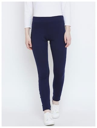 THE DRY STATE Women Blue Skinny fit Jegging