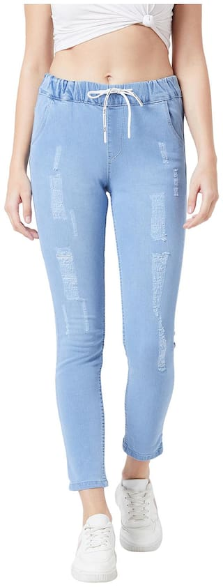 THE DRY STATE Women Blue Skinny fit Jeans