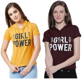 Women Short Sleeves T Shirt