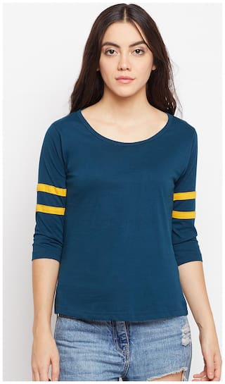The Dry State Women's Casual T-Shirt