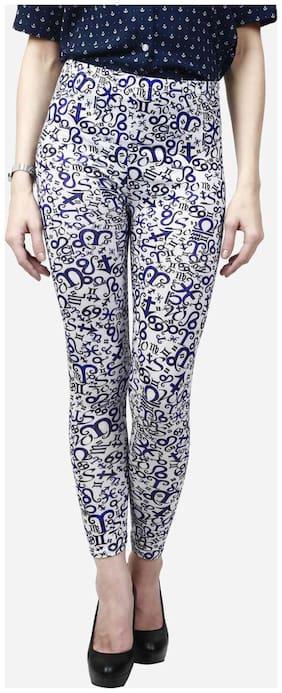 baluchi Polyester Leggings - Multi