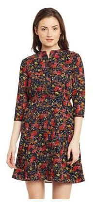 Multicoloured Printed Vanca The Shirt Vanca The Dress qASAdtI