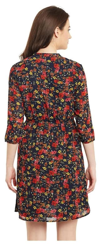 Vanca Printed Multicoloured Shirt The Dress The Vanca HBxw7z