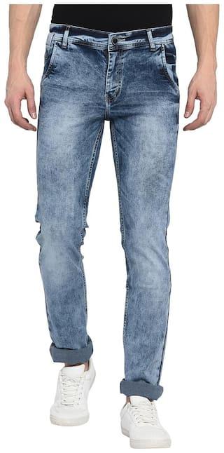 TNG Men Blue Slim Fit Jeans