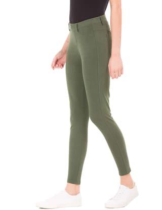 U Fit Cotton Green Knit Polo S Assn Pants Skinny ZxO1rZqY