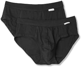 Men Cotton Solid Underwear