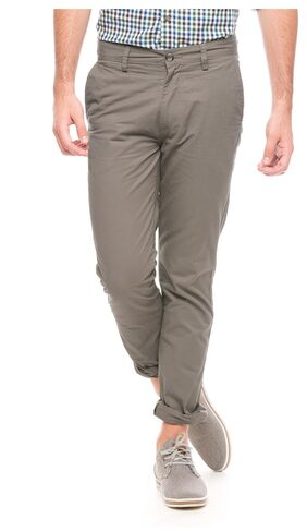 U.S. Polo Assn. Green Men Slim Casual Trouser