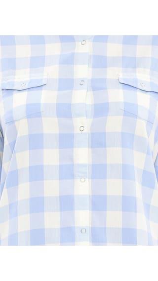 Assn U S Women Blue Shirt Polo qBROxf