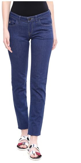 U.S. Polo Assn. Women Blue Jeans