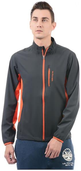 U.S. Polo Assn. Men Solid Full Sleeve Sweatshirt