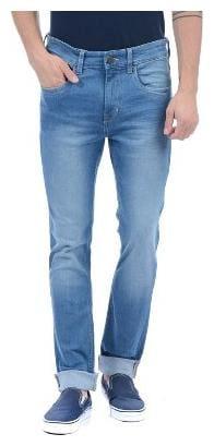 U.S. Polo Assn. Men Blue Slim Fit Jeans