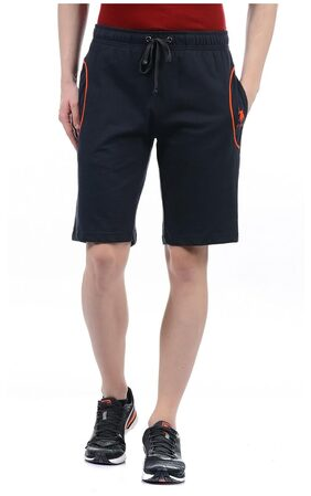 U.S. Polo Assn. Men Solid Grey Short Pack of 1