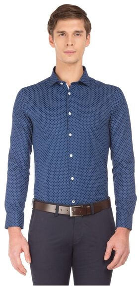 U.S. Polo Assn. Men Printed Shirt