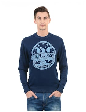 U.S. Polo Assn Sweaters for Men Online at Best Prices on Paytm Mall f38f0666c