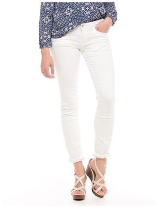amp; Jeggings S Jeans Womens Polo White U fqvwPUxf