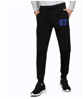 UBOF Men Black Solid Regular fit Joggers