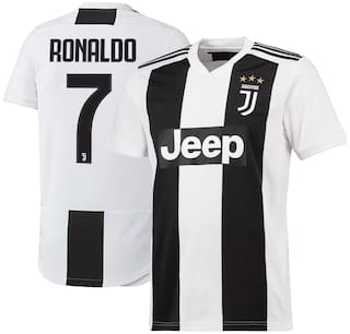 298851a6e2b Buy Uniq Mens Football jersey (Juventus) Online at Low Prices in ...