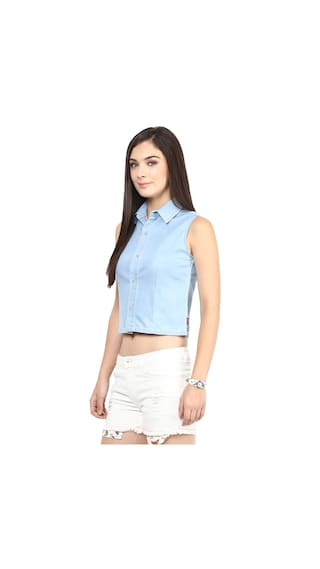 Blue Solid Upperclass Light Solid Upperclass shirt Light Light Upperclass Blue shirt qH85wF