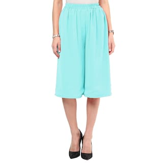Lite Blue Palazzos Pleated Sky Uptownie xpPgYBww