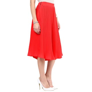 Uptownie Pleated Pleated Lite Palazzos Red Uptownie Red Uptownie Palazzos Lite twC1qZ7