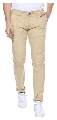 Men Slim Fit Chinos ,Pack Of Pack Of 1