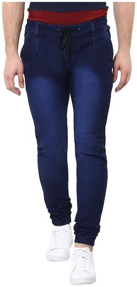 Men Jogger Low Rise Jeans