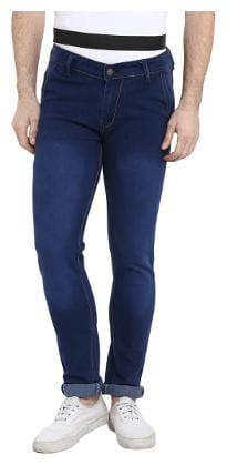 Men Slim Fit High Rise Jeans