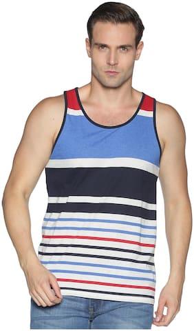 Urgear Men Multi Regular fit Cotton Round neck T-Shirt - Pack Of 1
