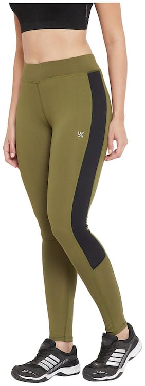 URKNIT Jogging Gym Running Sports and Active Wear Tight For Women's