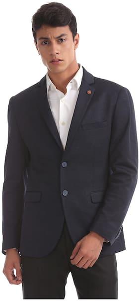 Men Formal Blazer Pack Of 1