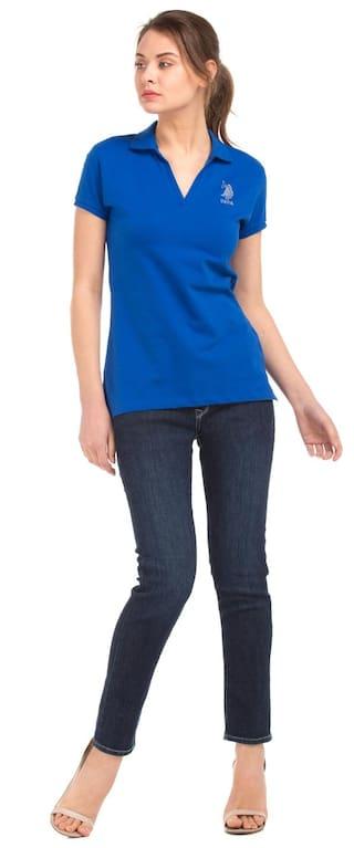 USPA Women Jeans USPA Blue Jeans Blue Women rq6Ipa4wr